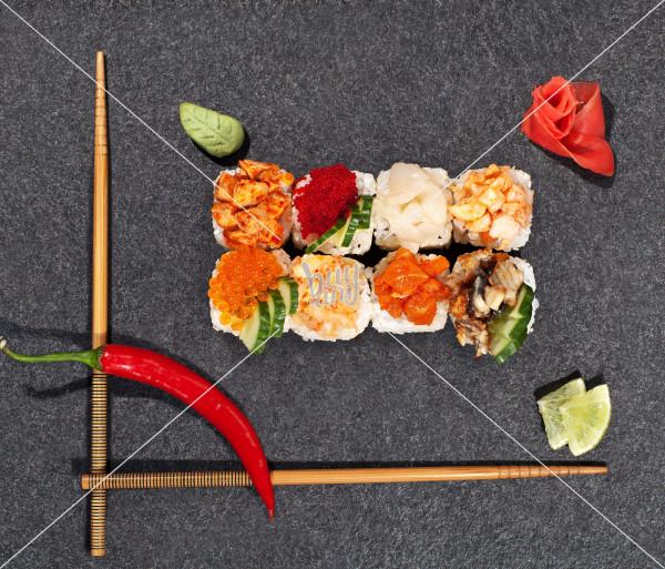 ԱԿՕ Դելյուքս AKO Sushi