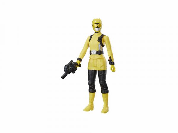 "Hasbro Հերոսի Արձանիկ Power Rangers ""YELLOW RANGER"""
