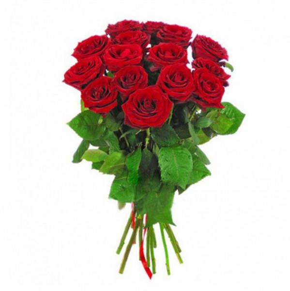 Ծաղկեփունջ «Red Naomi» My Rose