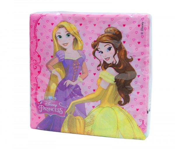 Անձեռոցիկներ «Disney Princess» (20 հատ)