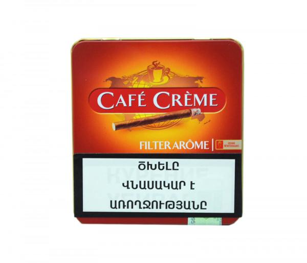 Սիգարելա Cafe Creme Flt Aroma 20