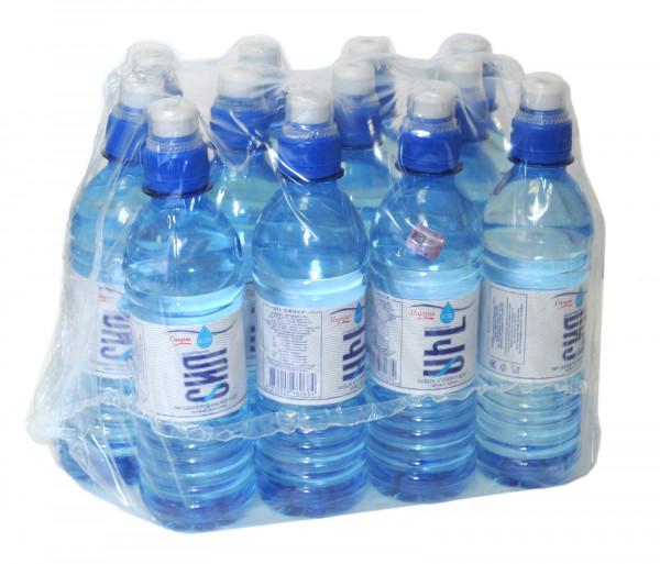 Սիլ Աղբյուրի ջուր Սպորտ 0.33լx12
