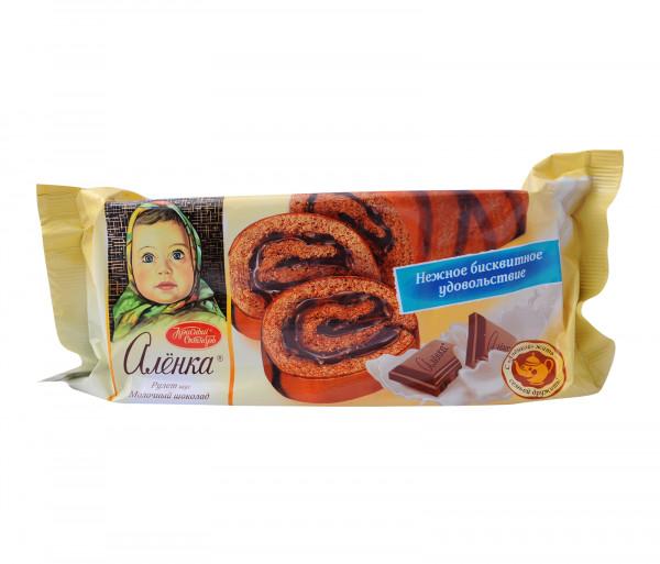 Ալյոնկա Բիսկվիթ Կաթնային շոկոլադ 200գ