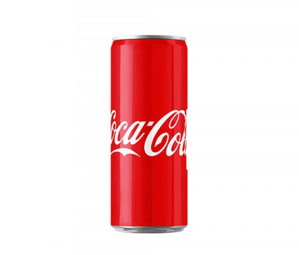 Զովացուցիչ ըմպելիք «Coca-Cola» 0.25լ
