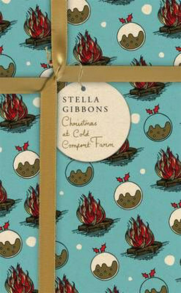"""Stella Gibbons """"Christmas at Cold Comfort Farm"""" Bookinist"""