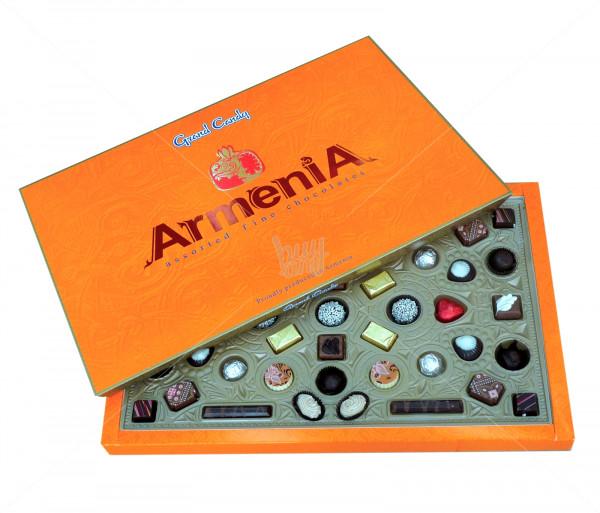 Կոնֆետների ընտրանի «Հայաստան» Grand Candy