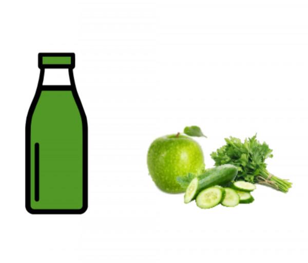 Դետոքս N4 Խնձոր, վարունգ, մաղադանոս