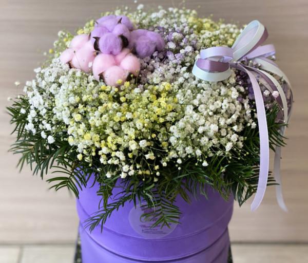 Ծաղկային կոմպոզիցիա N27 Cataleya Flowers