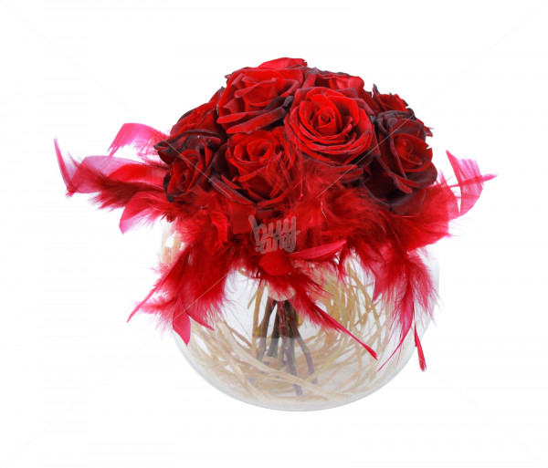 Bouquet Fragrant roses Anahit