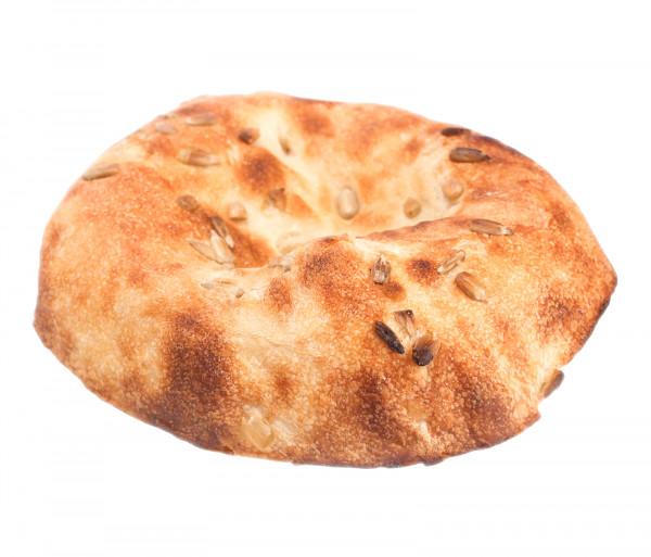 Թոնրի սպիտակ հաց Ծիրանի