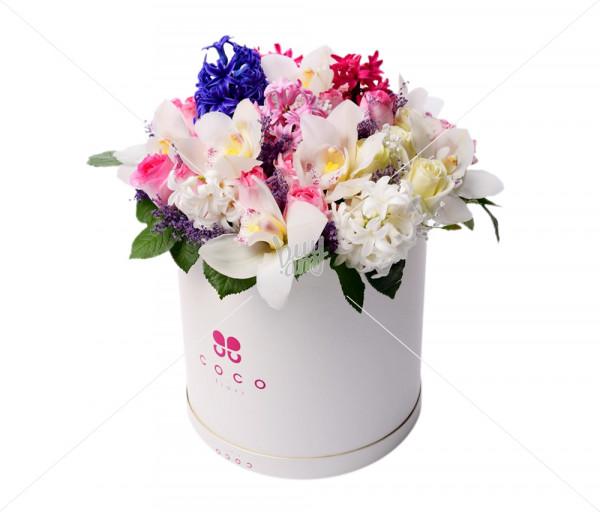 Flower arrangement Gabriella (big) Coco Fiori