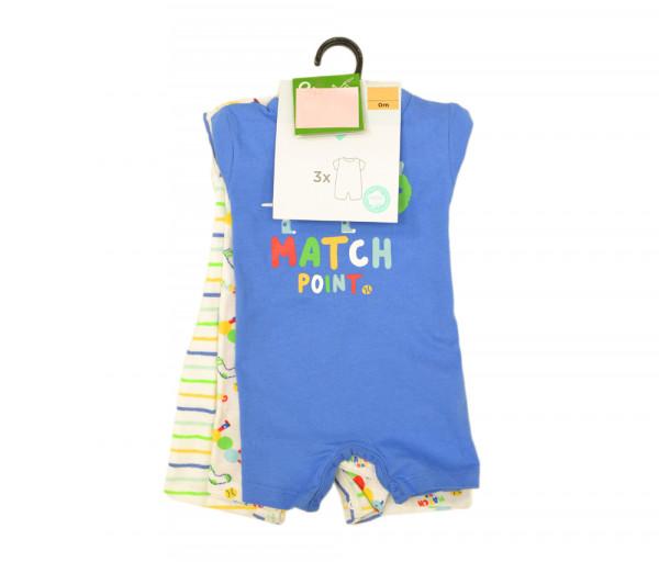 Տեքս Մանկական հագուստ Կապույտ x3