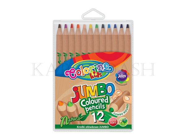 Մատիտներ գունավոր Colorino 38942PTR