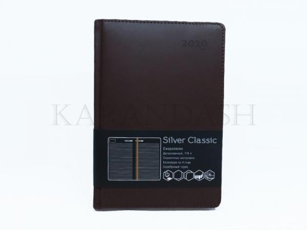 Օրատետր ամսաթվային Silver Classic EKCK51917602 2019թ. A5
