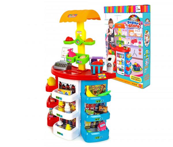 Սուպերմարկետի հավաքածու «Super Store» Mankan Toys
