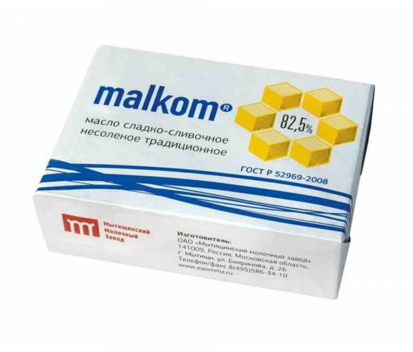 Մալկոմ Կարագ 82.5% 180գ