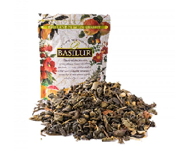 Green tea Citrus 100g Basilur Tea