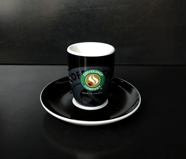 Էսպրեսոյի բաժակ (ափսեով) COFFEESHOP COMPANY