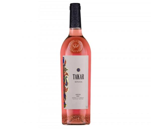 Գինի «Takar Areni Rose» 0.75լ