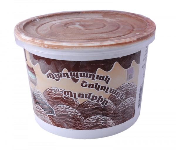 Բիոկաթ Պաղպաղակ Շոկոլադ 1կգ