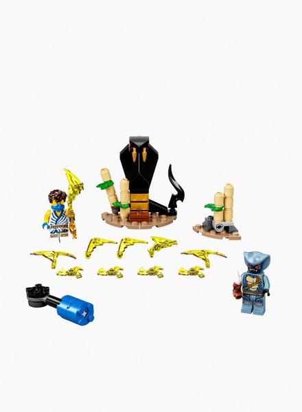 Կառուցողական խաղ Ninjago Epic Battle Set «Ջեյն ընդդեմ Սերպենտինի»
