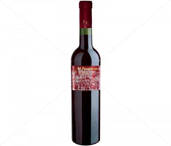 Նռան գինի «Փարաջանով» կարմիր, կիսաքաղցր Maran Winery