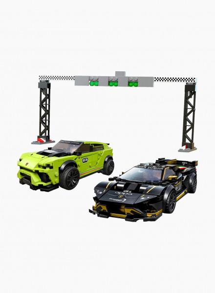 Կառուցողական խաղ Speed Champions «Lamborghini»