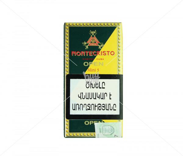 Սիգարիլաներ Montecristo Open Mini 5