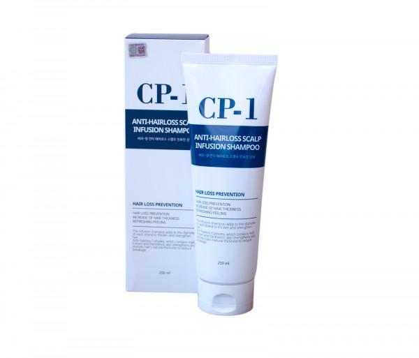 Շամպուն մազաթափության դեմ «Anti-Hairloss Scalp Infusion shampoo» CP-1 200մլ
