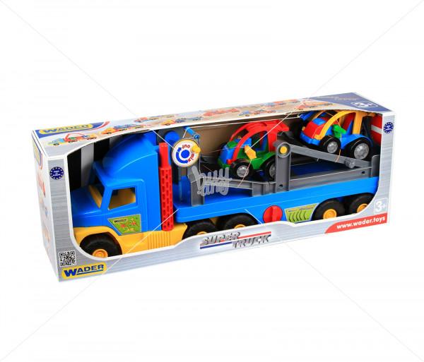 Խաղալիք բեռնատար մեքենա Wader