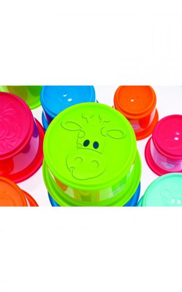Խաղալիք կառուցող բաժակներ 6 ամսական+ 404640CH
