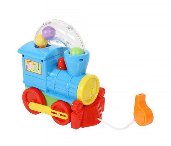 Գնացք խաղալիք, տարիքը՝ 12-36 ամսական 514590EL