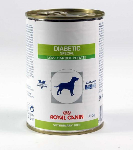 Շան խոնավ կեր Diabetic 410 գ