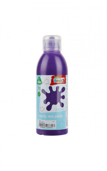 Elc Readymix 300ml Purple 541913EL