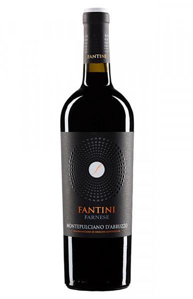 Գինի FANTINI Montepulciano D'Abruzzo 2017 0,75մլ
