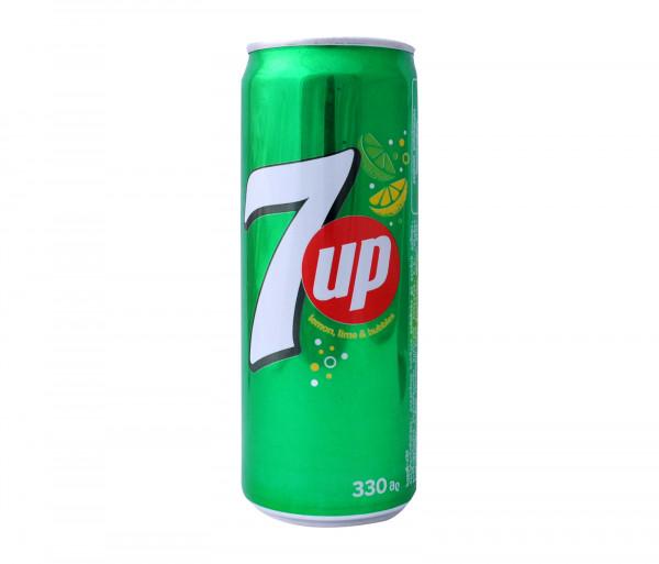 7ափ Գազավորված ըմպելիք 0.33լ