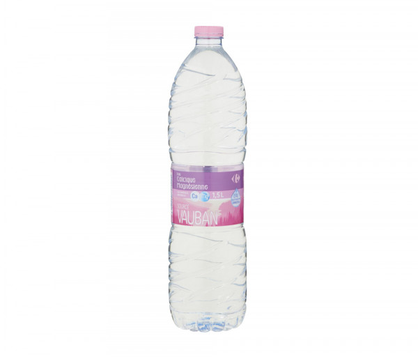 Քարֆուր Բնական հանքային ջուր 1.5լ