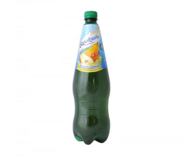 Նատախտարի Գազավորված ըմպելիք Տանձ 1լ