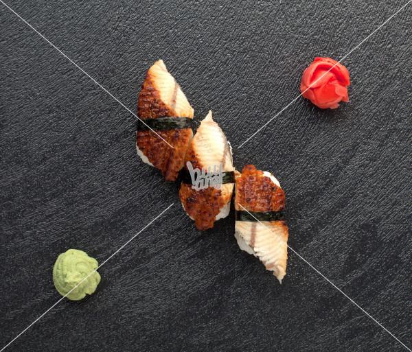 Ունագի տրիո AKO Sushi