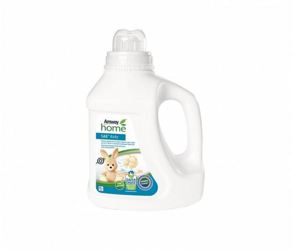 Կոնցենտրացված լվացքի փոշի «Baby SA8» (մանկական) 1լ Amway