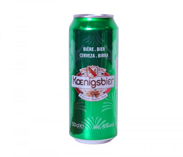 Քոենգսբիր Գարեջուր 4% 0.5լ