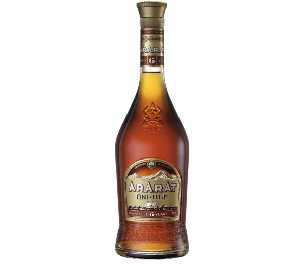 Cognac Ararat Ani 0.5l