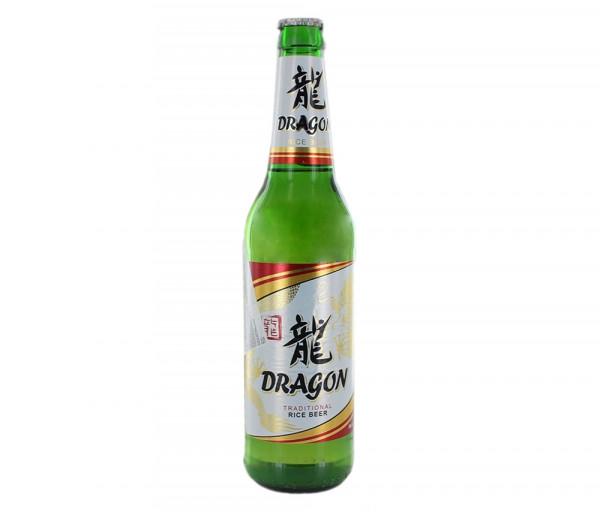 Գարեջուր «Dragon» 0.5լ