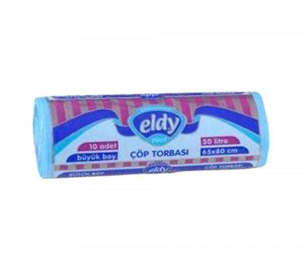 Աղբի տոպրակներ Eldy 50լ