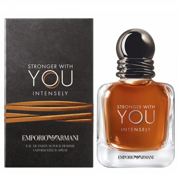 Տղամարդու օծանելիք Emporio Armani Stonger With You Intensely Eau De Parfum 50 մլ
