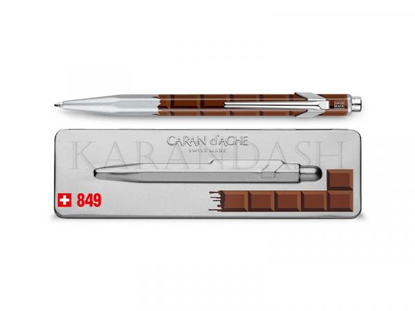 Գրիչ գնդիկավոր Caran D'Ache Chocolate