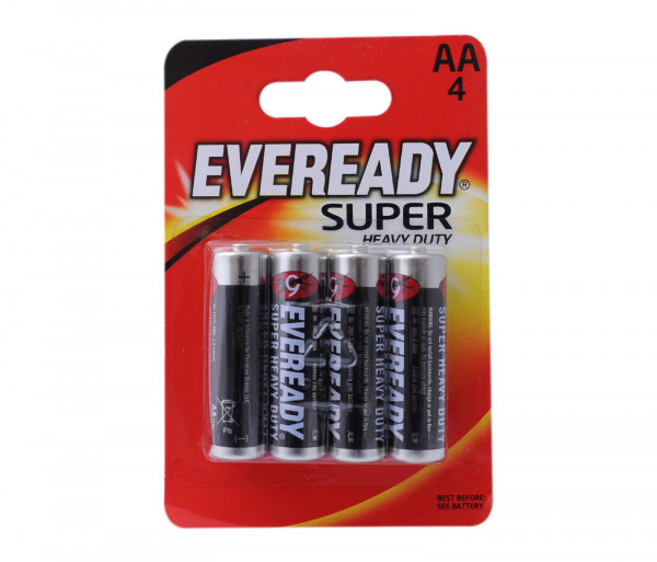 Eveready Super Heavy Duty Aax4