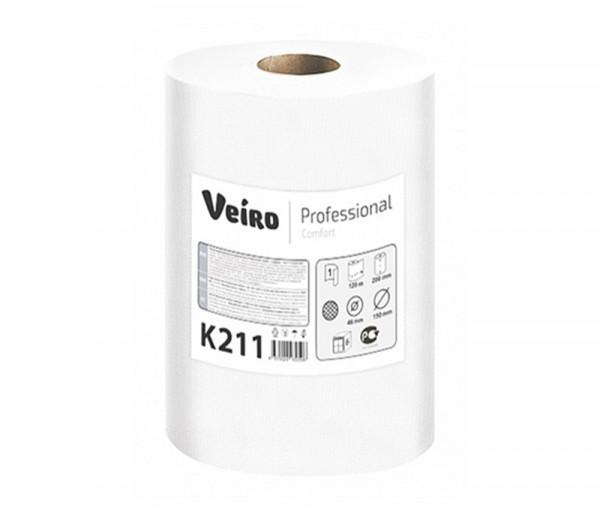 Paper towel in rolls Veiro Professional K211