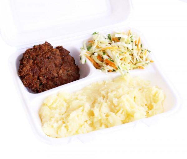 Լանչ բոքս N1 (տավարի կոտլետով) My Lunch