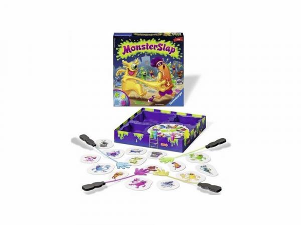 Ravensburger Սեղանի Խաղ ''Monster Slap''